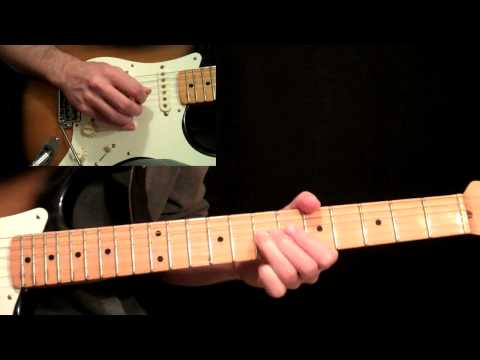 Waiting On The World To Change Guitar Lesson Pt.2 - John Mayer - Solo & Outro