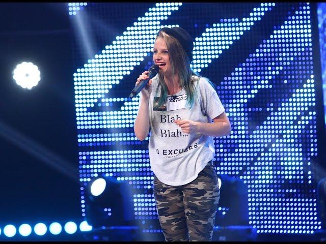 Jessie J - Do It Like A Dude. Vezi interpretarea Mirelei Cumpănaș, la X Factor!