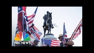 After Charlottesville: The Growing Battle Over Confederate Monuments | NBC News
