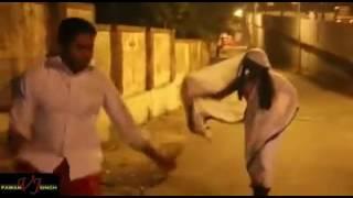 Chudail On The Street (Prank)