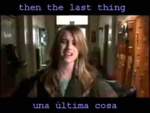 Emma Roberts - Dummy Sub Español - Lyrics (Video Official)