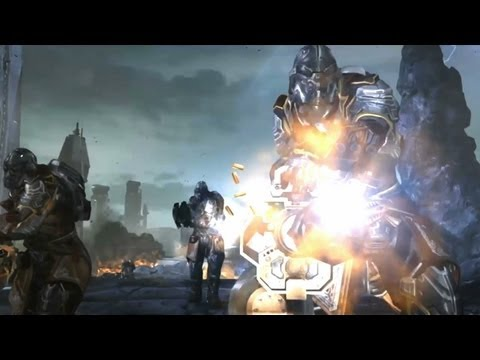 DUST 514 - Way of the Mercenary Trailer