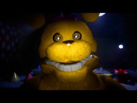 DO NOT STAY AFTER DARK AT FREDBEARS FAMILY DINER.. | Fredbear and Friends Spring Locked (Part 2)