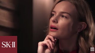 SK-II Sake Set: A Conversation about Skincare and Beauty with Kate Bosworth And Emily Weiss