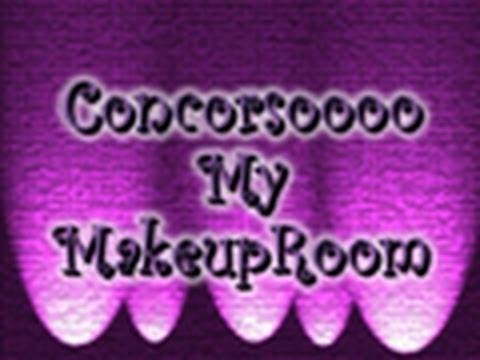 CHIUSO! Concorso! My MakeupRoom!!!