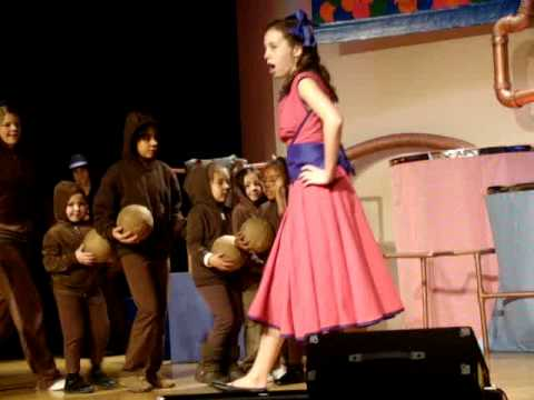 Willy Wonka And The Chocolate Factory Play