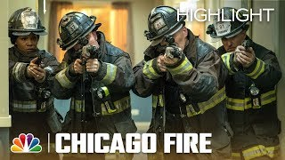 Chicago Fire - A Fed in Fire's Clothing (Episode Highlight)