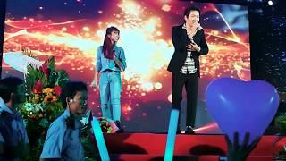 Kelvin Khánh và Khởi My hát cùng nhau(Trong Túi Áo Anh)