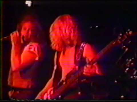 Heathen - Live At El Dorado Saloon 1988