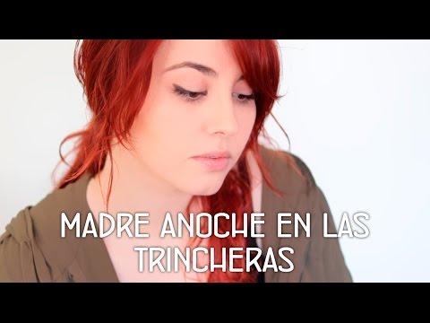 Madre anoche en las trincheras | Raquel Eugenio Cover