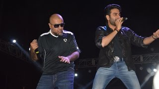 Vishal Shekhar Salaam Namastey Performance At Grafest 2015 1080hd Part 1