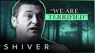 Ghost Throws Knife At Ghost Hunter Yvette Fielding | Most Haunted S7 Ep1 | Shiver