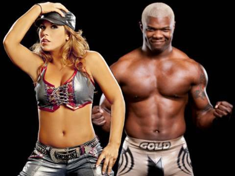 Shelton Benjamin, Mickie James released from WWE Video