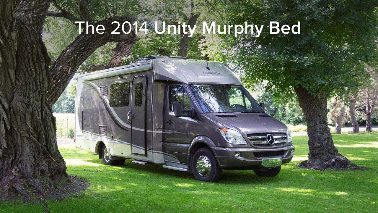 2014 Unity Murphy Bed Youtube