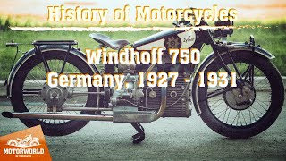 "Windhoff 750 (Germany) Trial by ""The Motorworld by V.Sheyanov"" (Russia)"