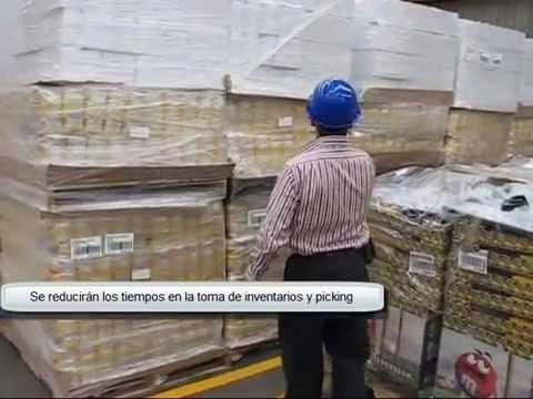 Mejoras logísticas en almacén