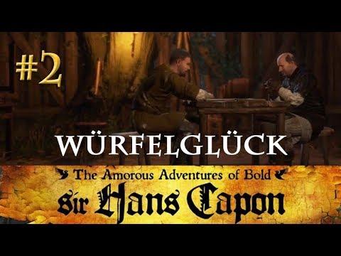 Let's Play Kingdom Come Deliverance (Hans-Capon-DLC) #2: Würfelglück (deutsch / blind)