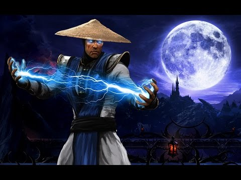 Mortal Kombat X - Ed Boon Talks Raiden - Evo 2014