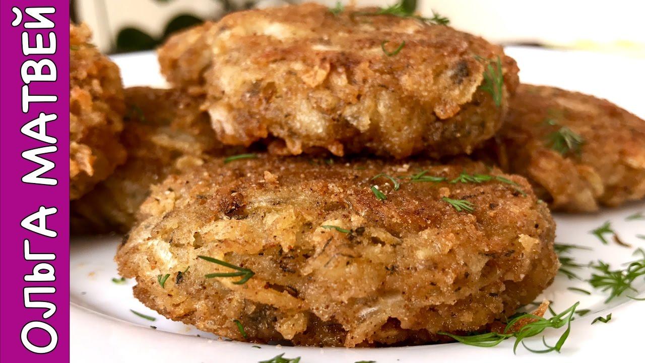 Гороховые котлеты рецепт с мясом