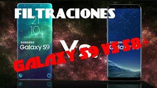 SAMSUNG GALAXY S8+ VS S8 *50 SOMBRAS DE GALAXY*