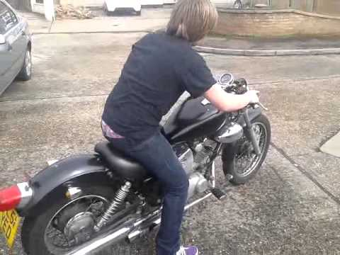Yamaha virago 125 for sale!