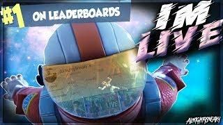 FORTNITE BATTLE ROYALE | #1 RANKED ON LEADERBOARDS ~ 683 SOLO WINS ~ 13K+ KILLS SPONSOR GOAL 262/300