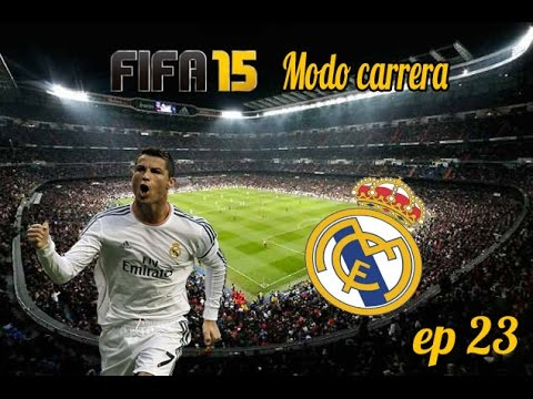FIFA 15 Modo Carrera ''Manager'' Real Madrid - ¡FINAL DE UEFA CHAMPIONS LEAGUE! EP 23