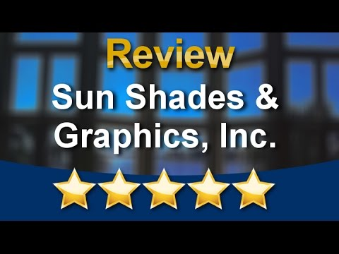 Sun Shades And Graphics Window Tinting And Solar Solutions In Columbia SC Review