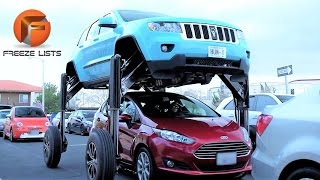 5 REAL TRANSFORMING VEHICLES YOU HAVE TO SEE