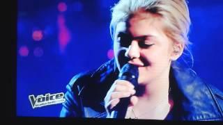 Louane Jour 1 The Voice 2014