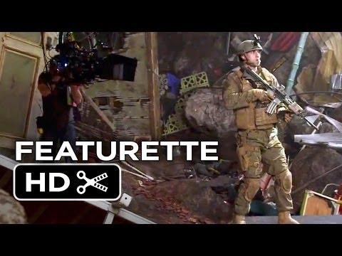 Godzilla Featurette - Making It Realistic (2014) - Gareth Edwards Movie HD