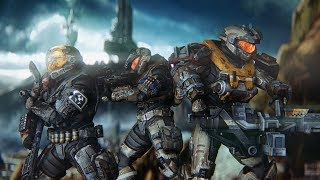 The complete backstory of Halo: Reach's Noble Team