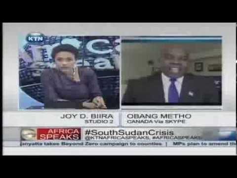 Africa Speaks: South Sudan Crisis