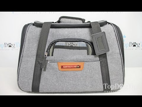 Pawfect Pets Travel Carrier Review
