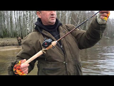 рыбалка ранней весной на десне видео