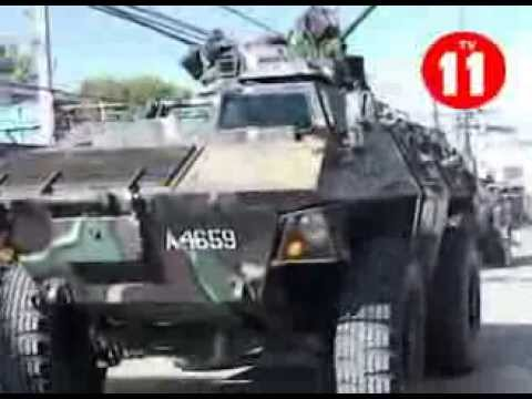 Zamboanga Siege 4th Day Sept. 13, 2013 video