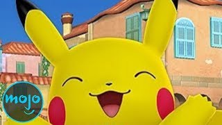 Top 10 WORST Pokémon Games