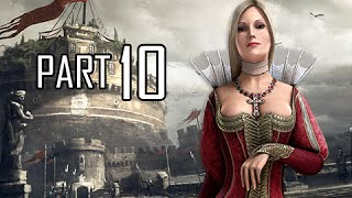 Assassin's Creed Brotherhood Walkthrough Part 10 - Castello Crasher (ACB Let's Play Commentary)