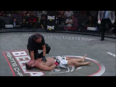 Bellator 46 Ronnie Mann KO&#039;s Adam Schindler