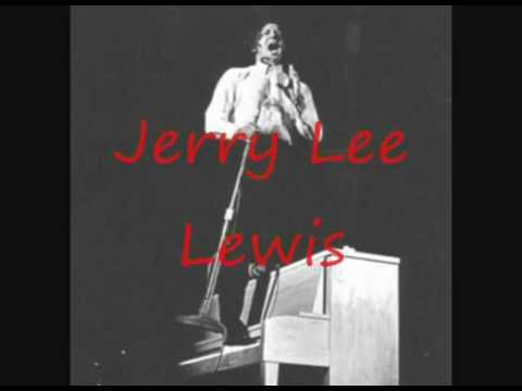 Jerry Lee Lewis - That lucky old sun with lyrics