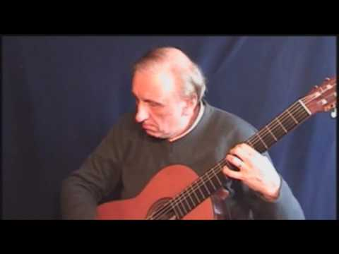 Agustín Barrios - La Catedral - Guitarra César Amaro