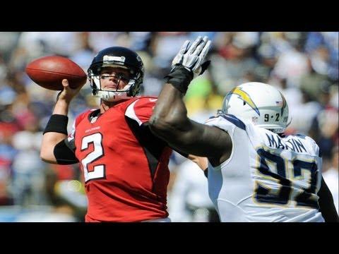 Atlanta Falcons | Top 5 Plays | 2012-13
