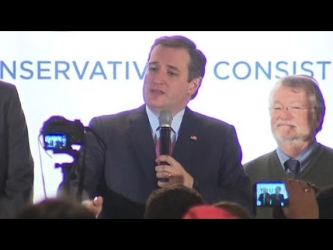 Ted Cruz: Grassroots 'real' New Hampshire winner
