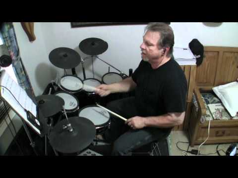The Doobie Brothers - China Grove Drum Cover
