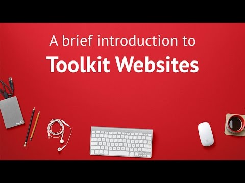 Toolkit Websites - Bespoke Web Designers