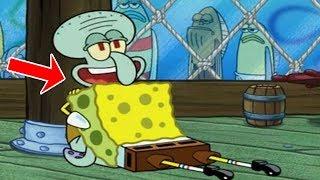 SpongeBob Secrets Nickelodeon Was Hiding