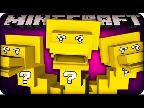 Minecraft - Lucky Block Boss Challenge - Hydra ! (lucky Block Mod   Twilight Forest Mod) video