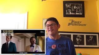 BILLIONAIRE BOYS CLUB Official Trailer reaction