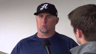 2015 Preview with Manager Phil Nevin