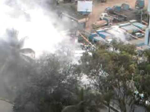 Bangalore pollution